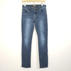 Lucky Brooke Straight Jeans | Sz 6